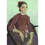 Grafika-Kids-01012 Vincent Van Gogh - La Mousmé, 1888