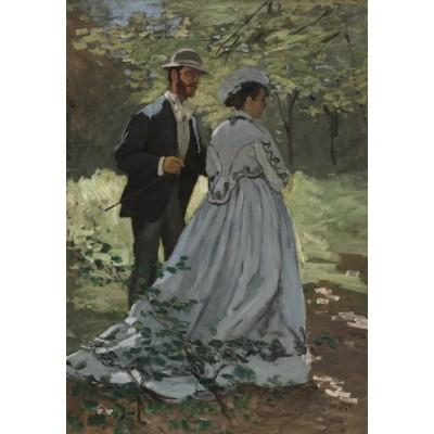 Grafika-Kids-01021 Claude Monet - Bazille et Camille, 1865
