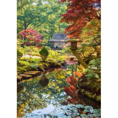 Grafika-Kids-01062 Pièces magnétiques - Forêt Zen