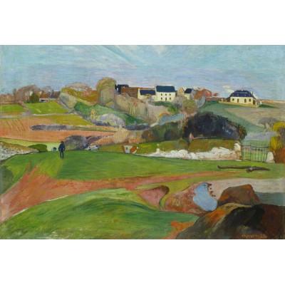 Grafika-Kids-01089 Pièces XXL - Paul Gauguin: Le Pouldu, 1890