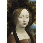 Grafika-Kids-01090 Leonard de Vinci: Ginevra de' Benci, 1474-1476