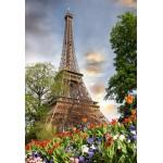 Grafika-Kids-01115 Pièces XXL - Tour Eiffel, Paris