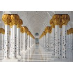 Grafika-Kids-01143 Mosquée Cheikh Zayed, Abou Dabi, Emirats Arabes Unis