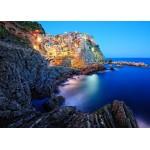Grafika-Kids-01185 Pièces magnétiques - Manarola, Cinque Terre, Italie