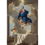 Grafika-Kids-01204 Nicolas Poussin : Assomption de la Vierge, 1630/1632