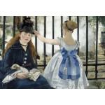 Grafika-Kids-01267 Edouard Manet : Le Chemin de Fer, 1873