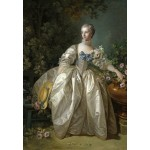 Grafika-Kids-01286 François Boucher : Madame Bergeret, 1766