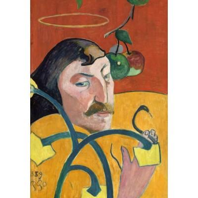 Grafika-Kids-01298 Paul Gauguin : Autoportrait, 1889