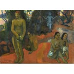 Grafika-Kids-01304 Pau Gauguin : Te Pape Nave Nave (Eaux Délectables), 1898
