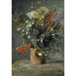 Grafika-Kids-01318 Auguste Renoir : Fleurs dans un Vase, 1866
