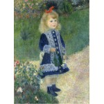 Grafika-Kids-01321 Auguste Renoir : Fillette à l'arrosoir, 1876