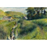 Grafika-Kids-01324 Auguste Renoir : Les Vendangeurs, 1879