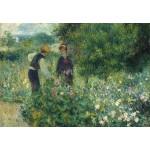 Grafika-Kids-01326 Auguste Renoir : Cueillette de Fleurs, 1875