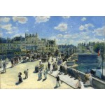 Grafika-Kids-01332 Auguste Renoir : Pont Neuf, Paris, 1872