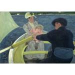 Grafika-Kids-01337 Mary Cassatt : The Boating Party, 1893/1894