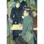 Grafika-Kids-01360 Henri de Toulouse-Lautrec : Au Moulin de la Galette, 1892