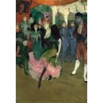 Grafika-Kids-01362 Henri de Toulouse-Lautrec : Marcelle Lender Dansant le Bolero en