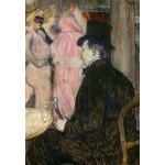 Grafika-Kids-01364 Henri de Toulouse-Lautrec : Maxime Dethomas, 1896