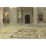Grafika-Kids-01387 John Singer Sargent : Dallage au Caire, 1891