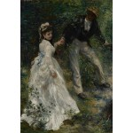 Grafika-Kids-01391 Pierre-Auguste Renoir : La Promenade, 1870