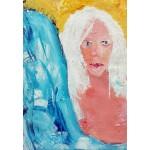 Grafika-Kids-01412 La Jeune Femme aux Cheveux Blancs