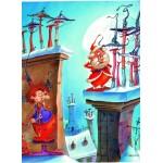 Grafika-Kids-01449 François Ruyer - La Sorcière et le Père Noël
