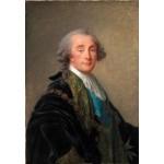 Grafika-Kids-01478 Élisabeth-Louise Vigee le Brun : Alexandre Charles Emmanuel de Crussol-Florensac, 1787