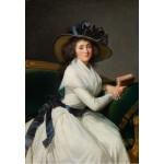 Grafika-Kids-01482 Louise-Élisabeth Vigee le Brun : Comtesse de la Châtre (Marie Charlotte Louise Perrette Aglaé Bontem