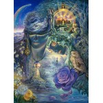 Grafika-Kids-01519 Josephine Wall - Key to Eternity