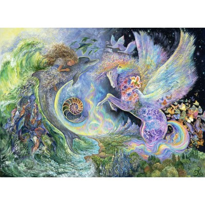 Grafika-Kids-01521 Josephine Wall - Magical Meeting