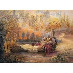 Grafika-Kids-01553 Josephine Wall - Dreams of Camelot