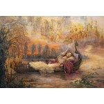 Grafika-Kids-01554 Josephine Wall - Dreams of Camelot