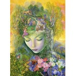 Grafika-Kids-01555 Josephine Wall - Head Gardener