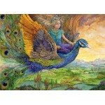 Grafika-Kids-01560 Josephine Wall - Peacock Princess