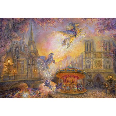 Grafika-Kids-01562 Josephine Wall - Magical Merry Go Round