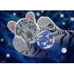 Grafika-Kids-01628 Pièces magnétiques - Schim Schimmel - A Hug For Mother