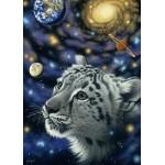 Grafika-Kids-01634 Pièces magnétiques - Schim Schimmel - One with the Universe