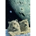 Grafika-Kids-01669 Pièces XXL - Schim Schimmel - Lair of the Snow Leopard