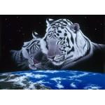 Grafika-Kids-01672 Pièces magnétiques - Schim Schimmel - Sleep Tight