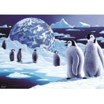 Grafika-Kids-01677 Pièces magnétiques - Schim Schimmel - Antarctica's Children