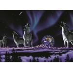 Grafika-Kids-01697 Pièces magnétiques - Schim Schimmel - Earth Song