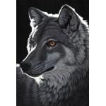 Grafika-Kids-01704 Pièces XXL - Schim Schimmel - Night Wolf