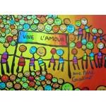 Grafika-Kids-01712 Pièces magnétiques - Anne Poiré & Patrick Guallino - Vive l'Amour