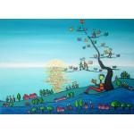 Grafika-Kids-01722 Pièces magnétiques - Anne Poiré & Patrick Guallino - Soleil sur Livres