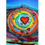 Grafika-Kids-01732 Pièces magnétiques - Anne Poiré & Patrick Guallino - Coeurs de Tendresse Partagée