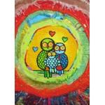 Grafika-Kids-01742 Pièces magnétiques - Anne Poiré & Patrick Guallino - Le Nid Porte-bonheur