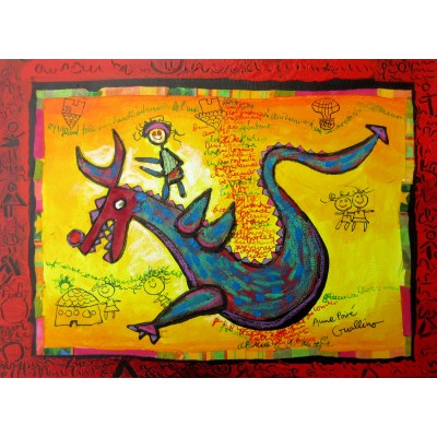 Grafika-Kids-01745 Anne Poiré & Patrick Guallino - Dragon Talisman