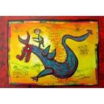 Grafika-Kids-01746 Anne Poiré & Patrick Guallino - Dragon Talisman