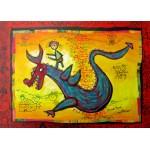 Grafika-Kids-01747 Pièces magnétiques - Anne Poiré & Patrick Guallino - Dragon Talisman