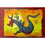 Grafika-Kids-01749 Pièces XXL - Anne Poiré & Patrick Guallino - Dragon Talisman